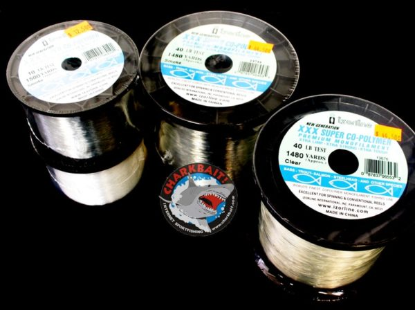 Izorline XXX Co-Polymer Fishing Line