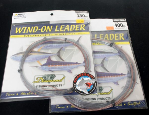 Momoi Monofilament Wind-On Leaders
