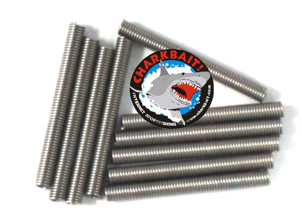 Charkbait Stainless Steel Chafing Springs