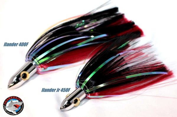 Iland Flasher Jr. 450F Bullet Head Lures