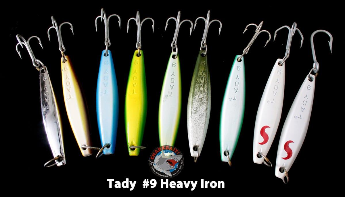 Tady 9 Heavy Jigs