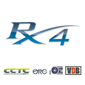 Rainshadow RX4 Series Rod Blanks