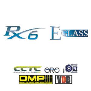 Rainshadow RX6/E-Glass Series