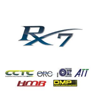 Rainshadow RX7 Series Rod Blanks